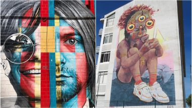 Photos of Incredible Street Art and Wall Murals Around The World Will Leave You in Awe